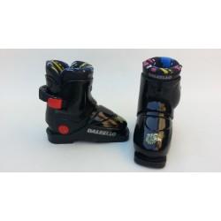 Dalbello 115 XR, UK Size 7.5, EU 25.5, Mondo 15.5 (5449)